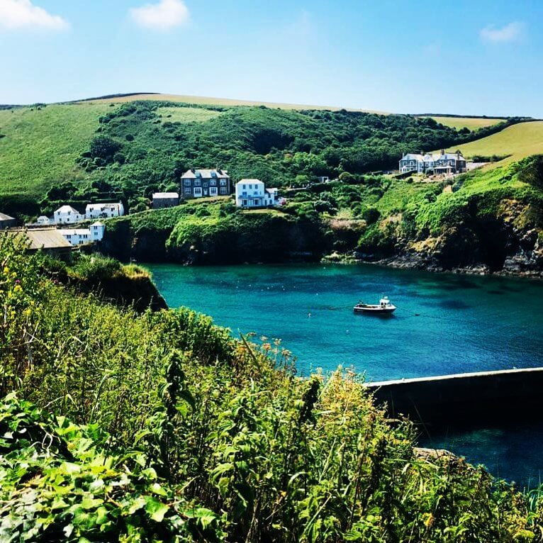 Harbour view of Port Isaac