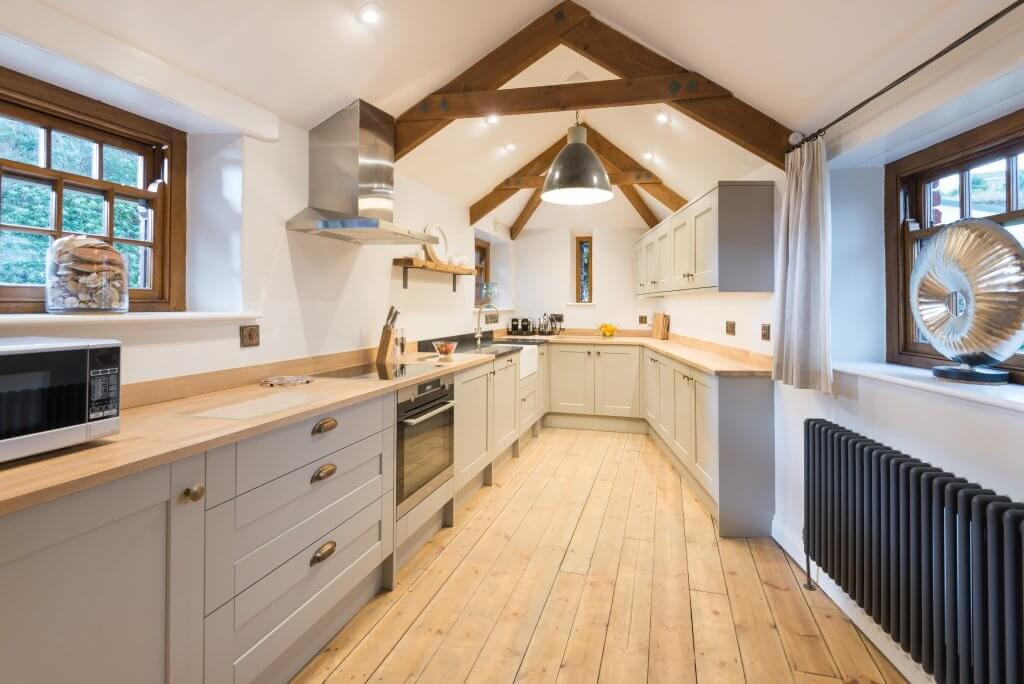 First and Last, Port Isaac, Cornwall, Kitchen