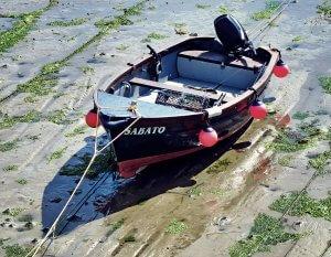 Port Isaac fishing boat