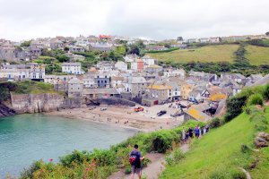 Port Isaac lovely village and harbour